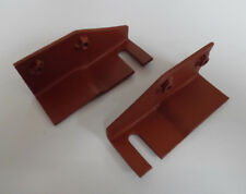 Massey Ferguson 135 / 148 Tractor Grill Support Brackets ( A Pair Of )