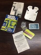 Vintage 1976 Water Works Card Game No. 770 Parker Brothers Leaky Pipe Complete