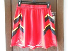 Nwt Women'S Under Armour Red, Black & Yellow Lacrosse Skirt Size M