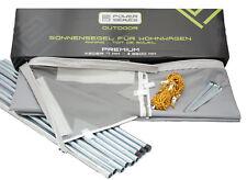 Wohnwagen Sonnenvordach Sonnendach Sonnensegel PREMIUM - Breite 580cm x 240cm