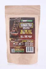 Hemp Infused Coffee from Brat Brew Organic Dark Roast 16 oz