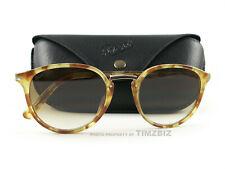 Persol Sunglasses PO3210S Typewriter Evolution Yellow Tortoise 106151 Authentic