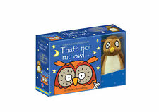 That's Not My Owl Book and Toy ' Watt, Fiona