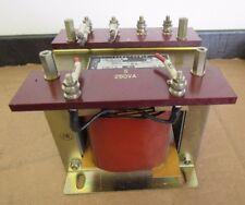 SANMEI TRANSFORMER NES-1E 250VA 1PH C617, FROM TAKISAWA MAC-V2E MC-COMPO VMC