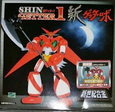 Aoshima Soul of Chogokin Shin Getter 1 Japan Metallic Color Ltd Edition SG06 New