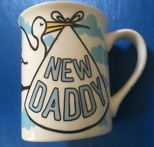 New listing New Daddy / Our Nest Has Been Blessed! Large Coffee Mug! New • Fathers Day Gift!