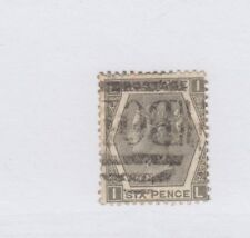 Used British Victorian Surface-Printed Stamps