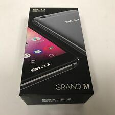 New BLU Grand M G070Q Unlocked GSM Quad-Core Dual-SIM Phone - Gray