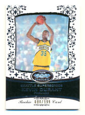 2007-08 TOPPS ECHELON KEVIN DURANT RC ROOKIE WARRIORS #80/999 TOPPS' EXQUISITE!