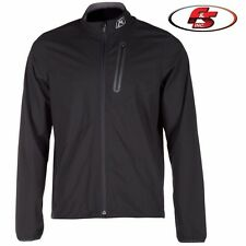 New 2019 Klim ZEPHYR WIND SHIRT BLACK LG Large Snowmobile Motorcycle