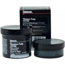 Devcon 10760 Titanium Putty 1 lb. kit