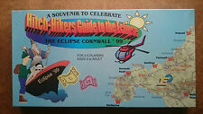 Hitch Hikers Guide to the Eclipse Cornwall  New and Sealed