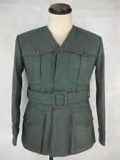 WW2 Italy Italian Troops M1941 M41 Mod. 41 Grey Green Wool Jacket Giacca