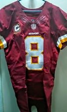 3td KIRK COUSINS Dirty Game Worn/Used Washington Redskins Nike Home Jersey