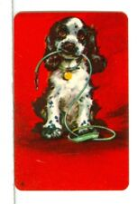 "Single Vintage Playing Card Miniature, Artist Staehle ""Butch"" Listed as ST-1-4 B"