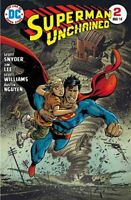 SUPERMAN UNCHAINED deutsch 1,2,3,4,5 + VARIANT´s SCOTT SNYDER+JIM LEE+NEAL ADAMS