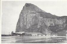 GIBRALTAR : Rock of Gibraltar from Airfield -ROCK PHOTOGRAPHIC STUDIO