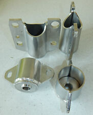 MGF TF Stainless Steel Front and Rear Subframe Mounts Metro Solid MGTF MG