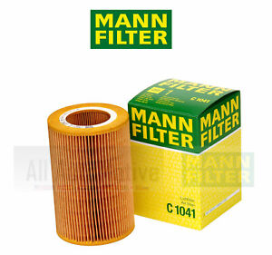 Air Filter MANN C1041 fits Smart Fortwo 2005-2008 replaces OE# 0004591V001