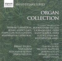 Joseph Nolan - The Organ Collection - Signum Classics Anniversary Series [CD]