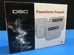 DSC RFK5501 64 Zone PowerSeries Wireless Keypad