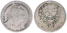 50 CENTAVOS 1929 PORTOGALLO PORTUGAL #3000A