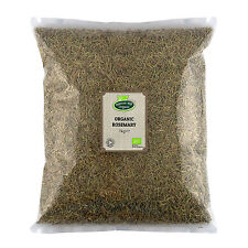 Organic Rosemary 1kg - Dried Herb - Certified Organic