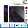 H96 Max Android 10 Smart Tv Box 4GB 64GB WiFi 6K HD Media Player Set Top Box