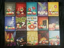 South Park Seasons 1-15 Dvd Used, Tested, Good Condition