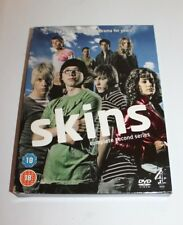 Skins The Complete Second Season/Season 2 DVD 3 Disc Set