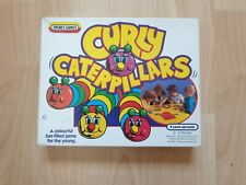 Vintage Spear's Game Curly Caterpillars 2-4 Players Age 4+