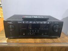 Denon AVR-S510BT 5.2 Channel Full 4K Ultra HD AV Receiver with Bluetooth