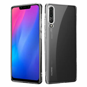 Protective Case for Huawei P30 Case 6 Inch Slim Cover Silicone Cover TPU Clear