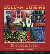 """""""Gullah Cuisine: By Land and by Sea"""" (Charlotte Jenkins, 2012) - Paperback"""