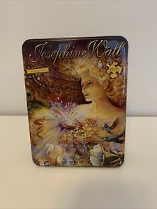Josephine Wall Jigsaw Puzzle Crystal of Enchantment 1000 Pcs Collector's Tin