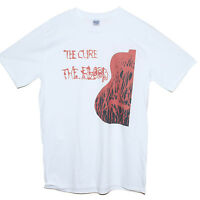 THE CURE T SHIRT New Wave Bauhaus Festival Band Graphic Tee SIZES S M L XL XXL