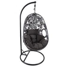 Chaises fauteuils de jardin de terrasse gris