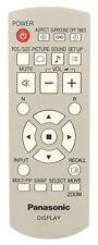 NEW Panasonic REMOTE N2QAYB000178 for TV