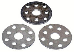 MOR64035 Moroso 64035 Chevy GM & Ford Water Pump Pulley Shim Kit