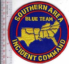 Hot Shot Wildland Fire Crew Southern Area Blue Team Incident Command
