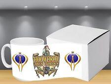 Oddworld Abe's Exoddus PS1- Coffee MUG CUP - Oddworld Inhabitants - Playstation
