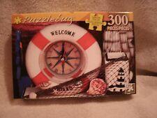 300 Piece Seaside Souvenirs Puzzle