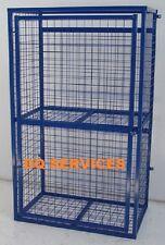 GAS CAGE, CYLINDER / BOTTLE STORAGE, MESH CAGE 1700X1000X500, 6X19kg DQGC15