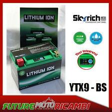 Skyrich Lithium Battery YTX9 BS Motorcycle Cannondale 440 2003