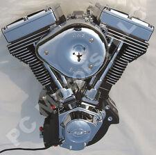"""127"""" WRINKLE BLACK EVO ENGINE MOTOR HARLEY S&S CYCLE ULTIMA EL BRUTO *SAVE 3%*"""