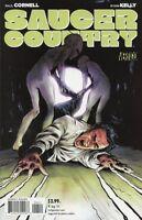 Saucer Country #4 Comic Book Vertigo - DC
