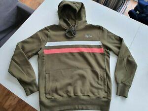 Rapha green size medium sweatshirt - worn only a few times - unwanted gift