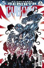 Cyborg #10 Variant Comic Book 2017 - DC