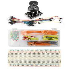 5Pin JoyStick Breakout Module + 830 P Breadboard + Jump Wire