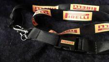Pirelli Tyres Reifen Lanyard Schlüsselband Cardholder Promotion Racing Messe ori